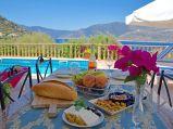 Pool terrace fun