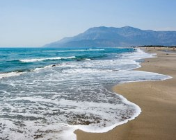 Patara beach